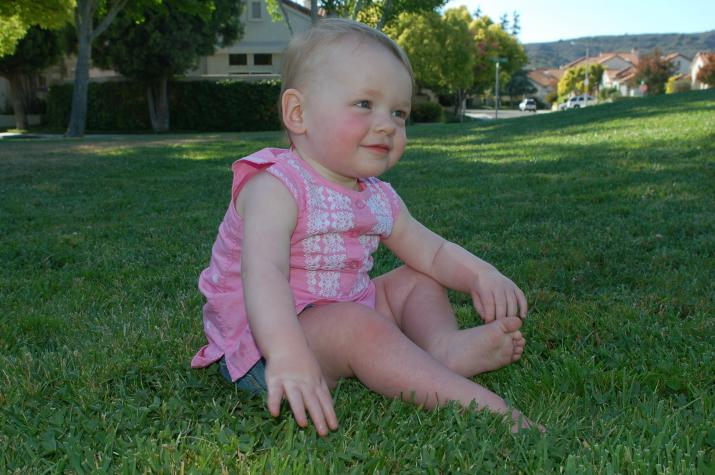 Fun with Madeline - Santa Paula, CA