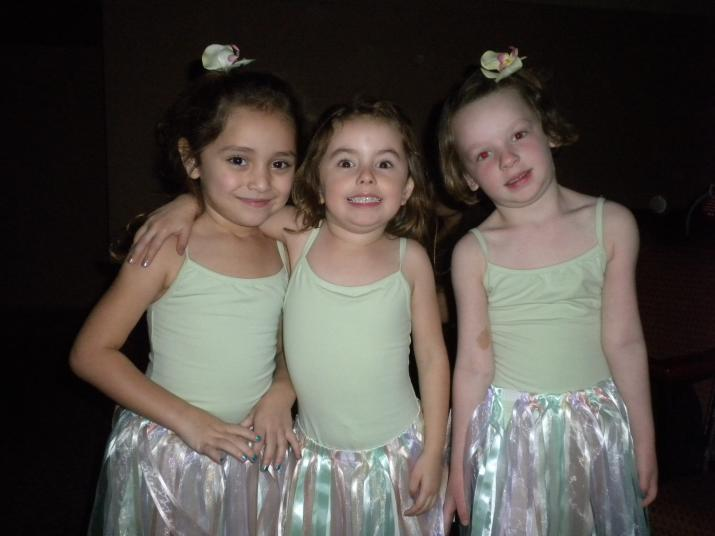 Winter 2010 Ballet Program - Santa Paula, CA